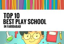 best play school faridabad
