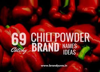 chili powder brand names