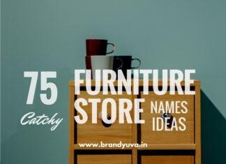 furniture store names