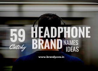 headphone brand names