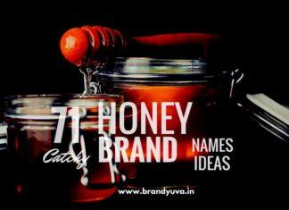 honey brand names