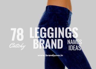 leggings brand names