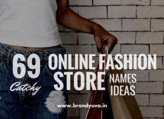 online fashion store names