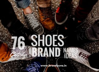 shoe brand names