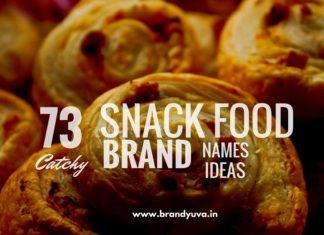 Snack Food Brand Names