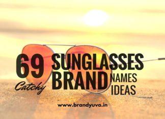sunglasses brand names