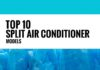 top split air conditioner model india