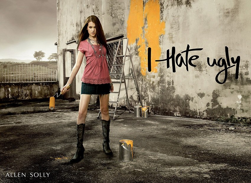 19 Creative, Best Fashion Brands Print Ads | Brandyuva Blog