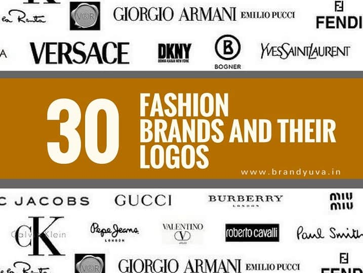 30 best fashion brands and logos india brand logo gallery