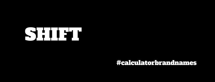 calculator brand names