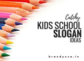 kids school slogans