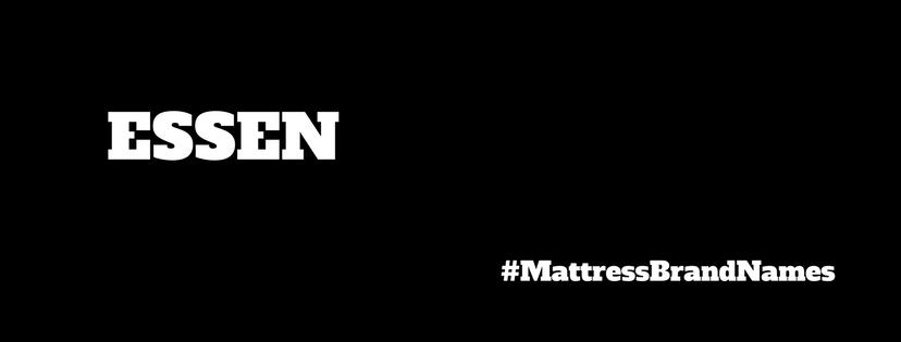 mattress brand names