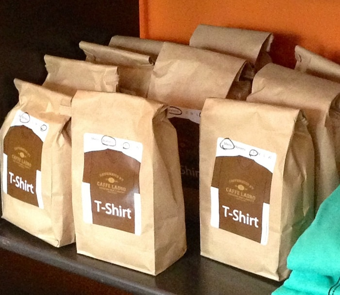 tshirt packaging ideas