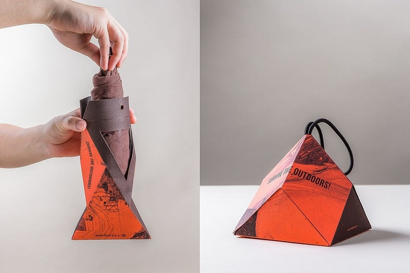 tshirt packaging design ideas