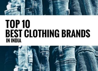 top 10 clothing brands