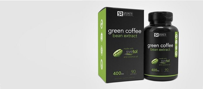 sports research green coffee best brand