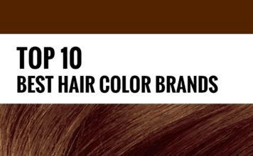 best hair color brands