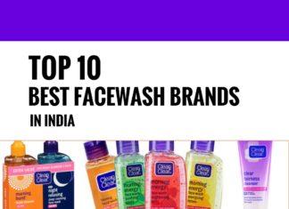 best facewash brands