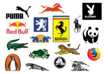 brands logos which have animal character
