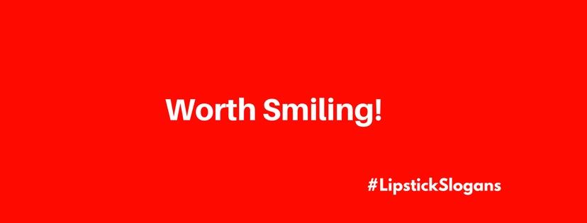Lipstick Slogans