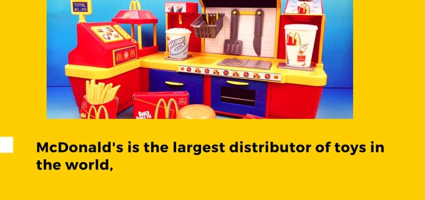 McDonald's Facts