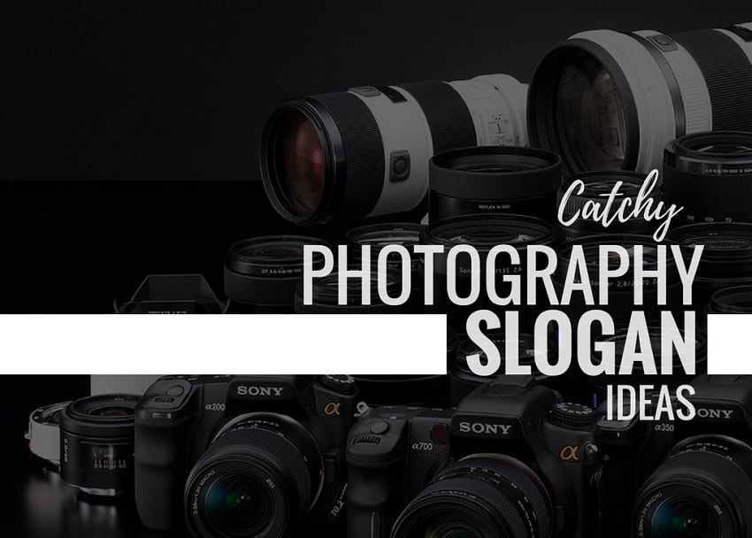 73 creative photography business slogans and taglines colourmoves