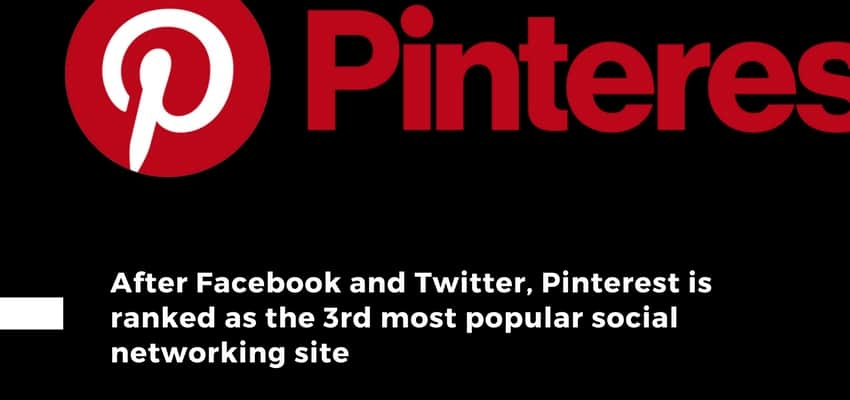 pinterest facts