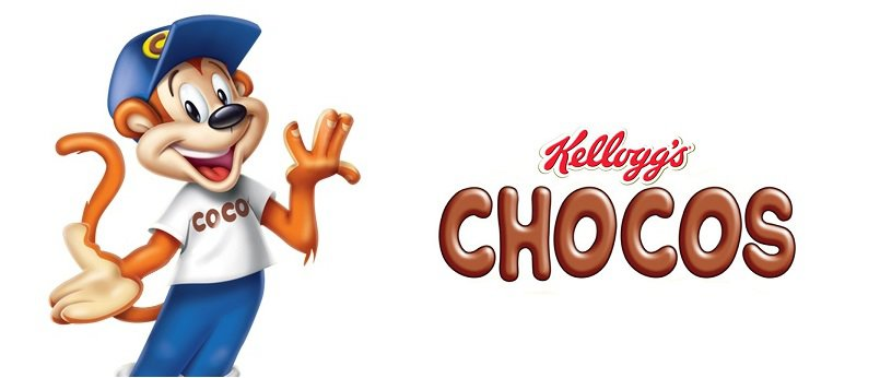 kelloggs chocos mascot