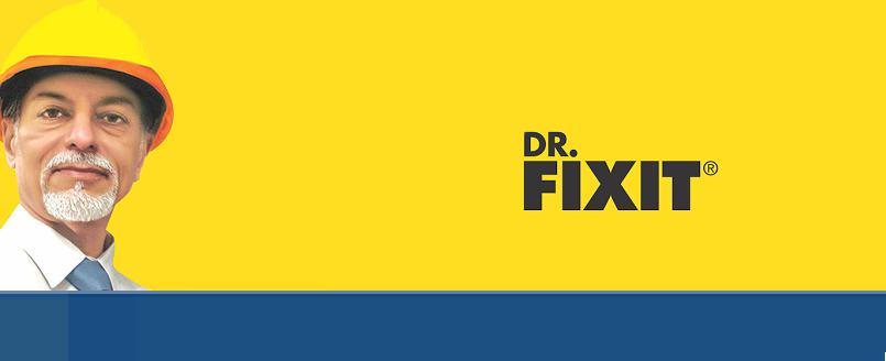 dr fixit mascot