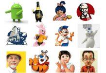 popular brand mascots