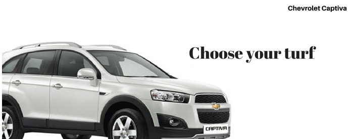 Chevrolet captiva car Slogan