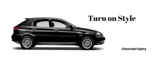 chevrolet optra car Slogan