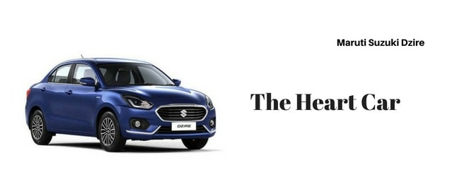 maruti swift dzire car Slogan