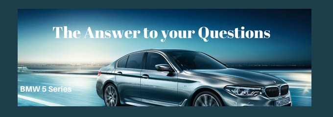 bmw 5 series car Slogan