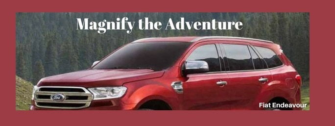 ford endeavor car Slogan