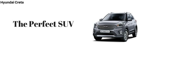 hyundai creta car Slogan
