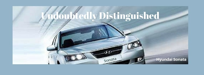 hyundai sonata car Slogan