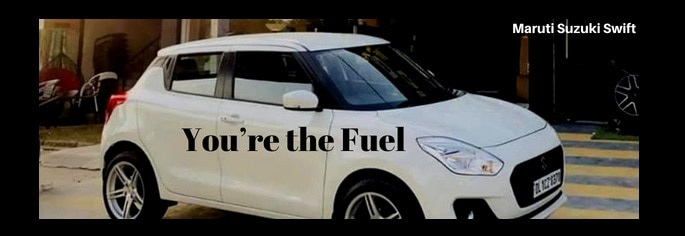 maruti swift car Slogan
