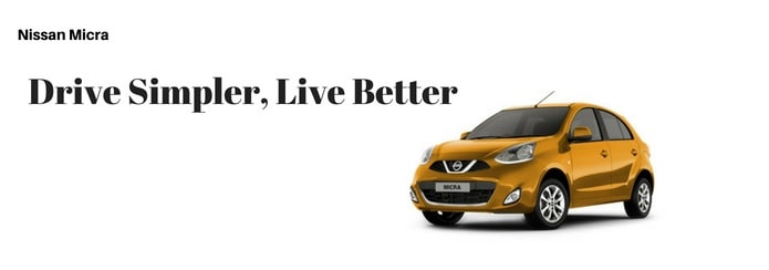 nissan micra car Slogan
