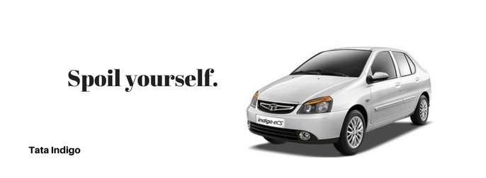tata indigo car Slogan