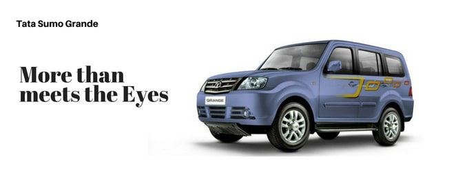 tata sumo car Slogan