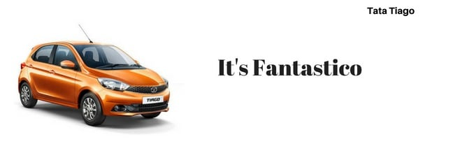 tata tiago car Slogan