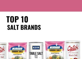 best salt brands