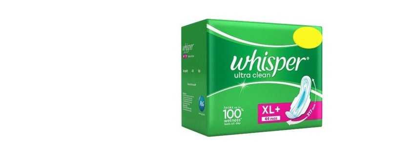 best sanitary pad brands