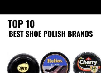 best shoe polish brands
