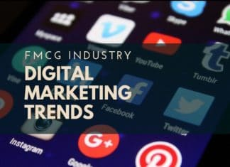 digital marketing trends FMCG