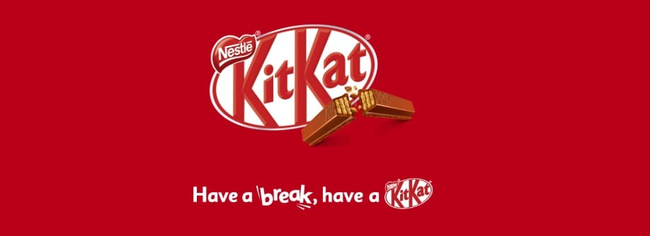 kitkat chocolate ads