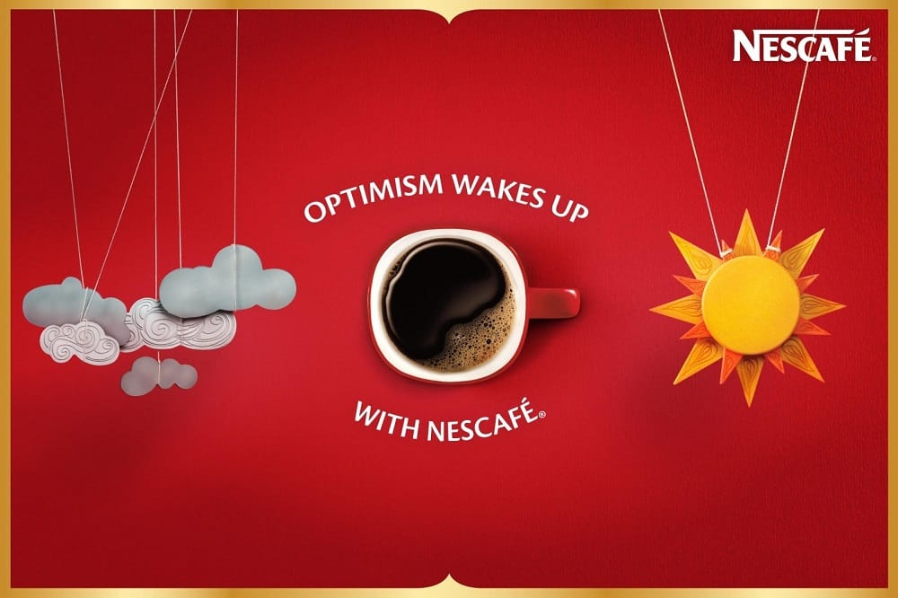 nescafe coffee ads