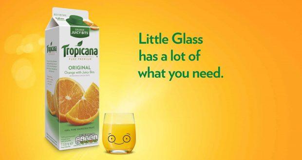 Tropicana print ads
