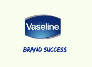 vaseline brand success